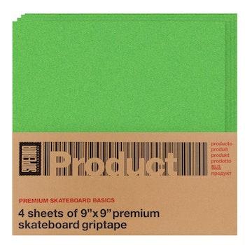 Superior Green Griptape 4  Squares  9''×9''