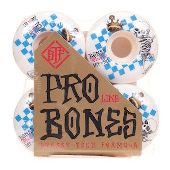 Bones STF Mullen Prestige 52mm White v1