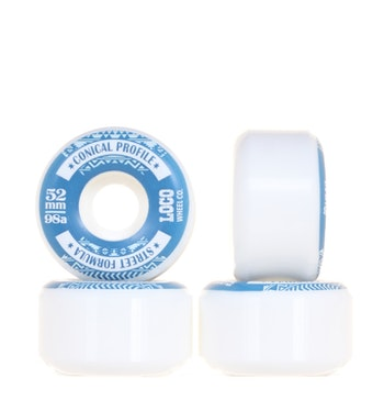 Loco Wheel Co Basic 52mm 98a