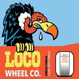 DEAL! Loco Wheel Co + Red Rockets Bearings