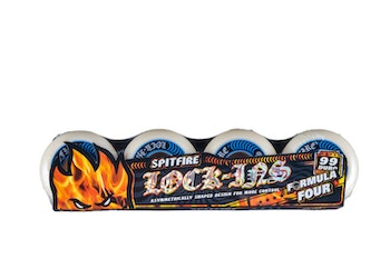 Spitfire Wheels Lock ins Formula Four 52mm 99a