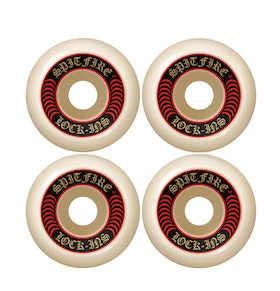Spitfire Wheels Lock ins Formula Four 52mm 101a
