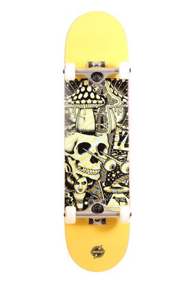 Skateboard Komplett Chrononaut 7.75 '' ( medium )