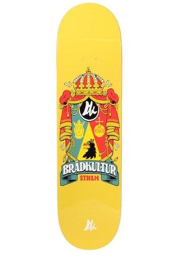Skateboard Brädkultur Green