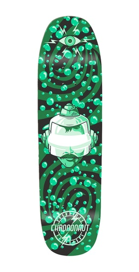 Skateboard Chrononaut Lando fun shape 8,5''