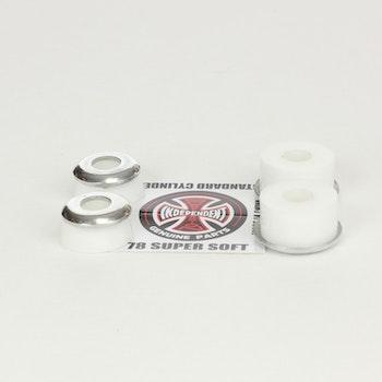 Independent Trucks SUPER SOFT 78a Bushings set ( Cylinder )