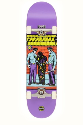 Pro Complete Chrononaut ''The Man'' * Independent trucks