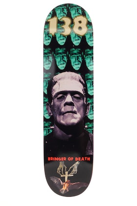 Skateboard 138 Bringer Of Death