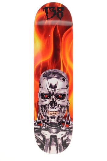 Skateboard 138  Metal