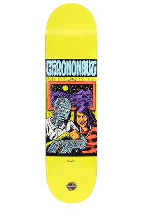 Skateboard Chrononaut * Mander Love