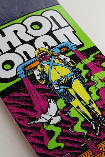 Skateboard Chrononaut   Jetsson