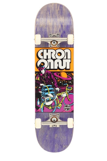 Pro Complete Chrononaut ''Rocket Cycle'' * Independent trucks
