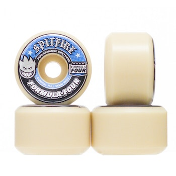 Spitfire Wheels Conical Full Formula Four 58mm 99a