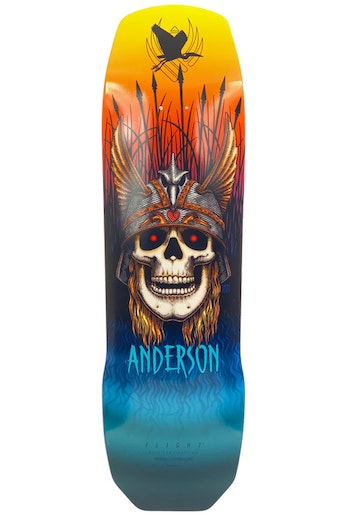 Skateboard Powell Peralta Andy Andersson 9,13'' Flight Deck