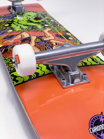 Skateboard Loco Complete * Chrononaut ''Reflection''