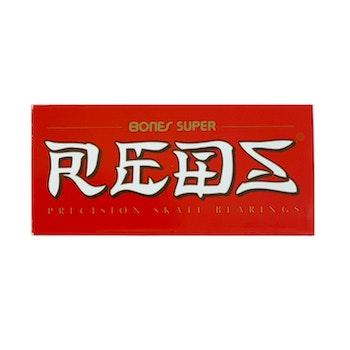 Bones Super Reds Skateboard Bearing Set