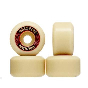 Spitfire Wheels Lockin Formula Four 53mm 101a