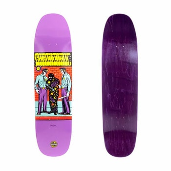 Skateboard Chrononaut ''The Man'' FUN SHAPE 8,5''