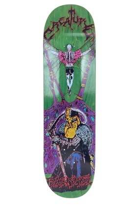 Skateboard Creature Baekkel Blood Eagle 8,6''