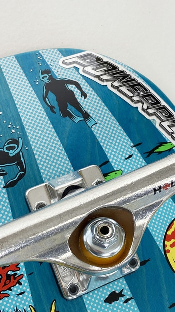 Skateboard Santa Cruz Winkowski Aquatic Powerply