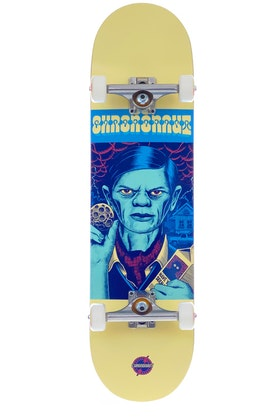 Pro Complete Chrononaut ''William'' * Independent trucks