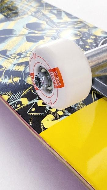 Skateboard Loco Complete * Chrononaut ''Skully''