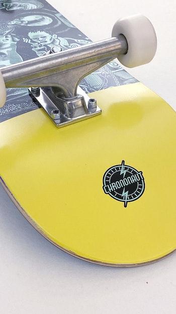 Skateboard Loco Complete * Chrononaut ''No Big Deal''