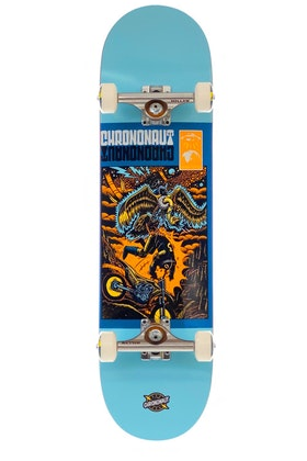 Super Pro Complete Chrononaut ''Swoopy'' * Independent Forged Hollow trucks