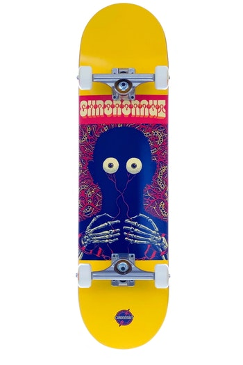 Pro Complete Chrononaut ''Tooms'' * Independent trucks