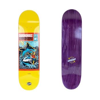 Skateboard Chrononaut Invasion ''Chompy''