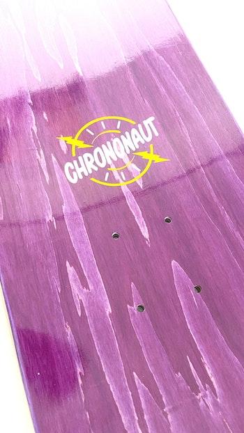 Skateboard Chrononaut Invasion ''Stompy''