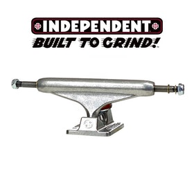 Independent 144 Polished Skateboard Trucks