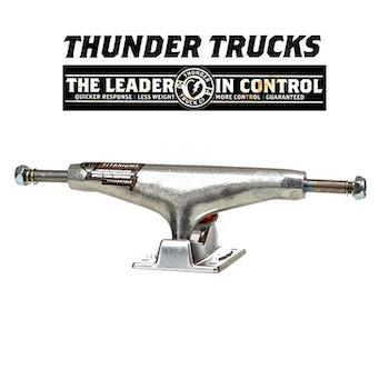 Thunder 148 Titanium Skateboard Truck
