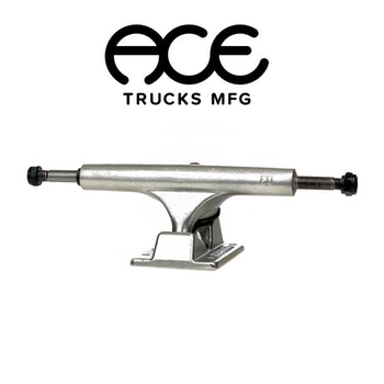 Ace 03 ( LOW ) Polished Skateboard Trucks