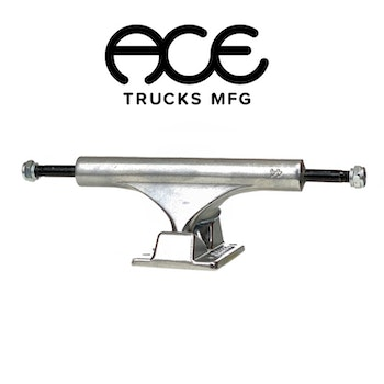 Ace 44 Polished Skateboard Trucks