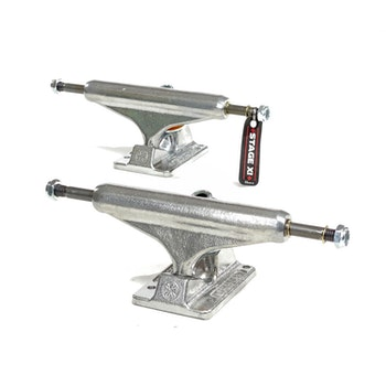 Independent 129 Polished Skateboard Trucks