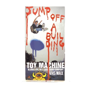 Wax Toy Machine ''Jump off a building''  XL