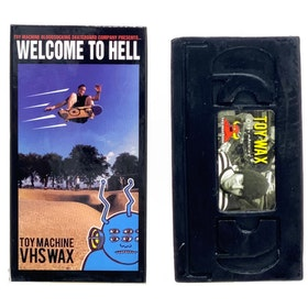 Wax Toy Machine 'Welcome to Hell''  XL