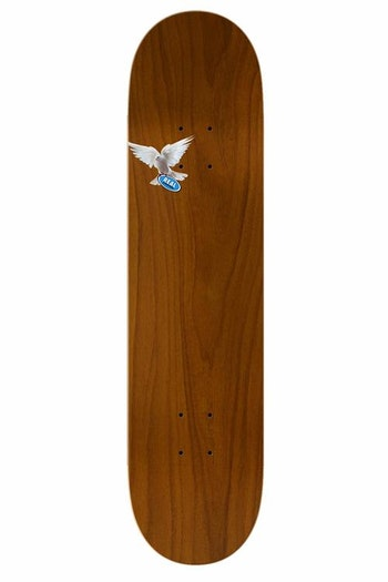 Real Skateboards Ishod Peace 8.08'' Full Shape