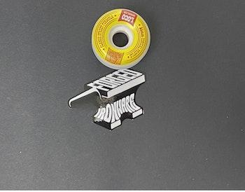 Sticker Forged Ironware 'Logo'