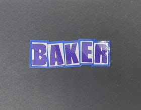 Sticker Baker 'Logo OG -01