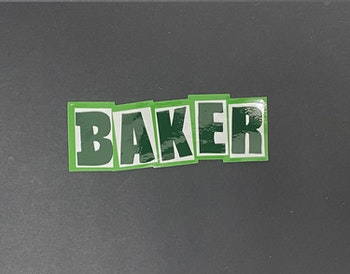 Sticker Baker 'Logo OG -02