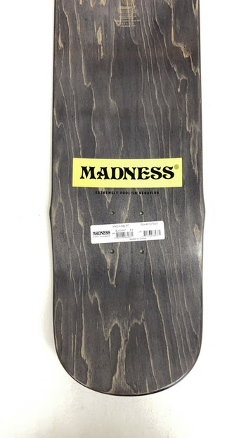 Skateboard Madness X-Ray 8,5''