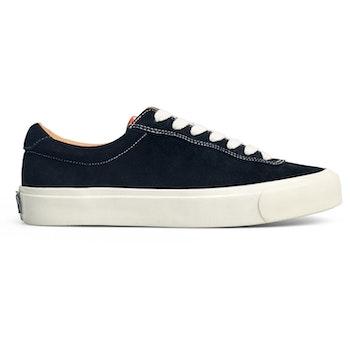 Shoes Last Resort AB VM001 Suade Lo Black White
