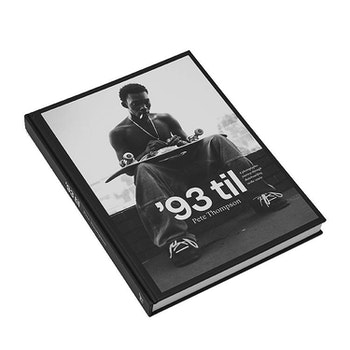 93 Til - Pete Thompson Photo Book