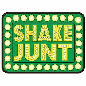 Shake Junt Logo Sticker