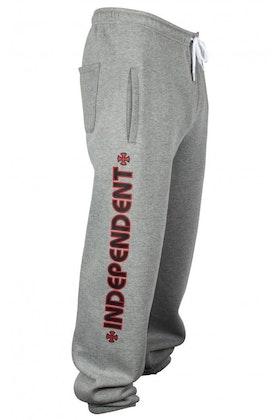 Independent Sweatpant Bar Cross Jogger Dark Heather
