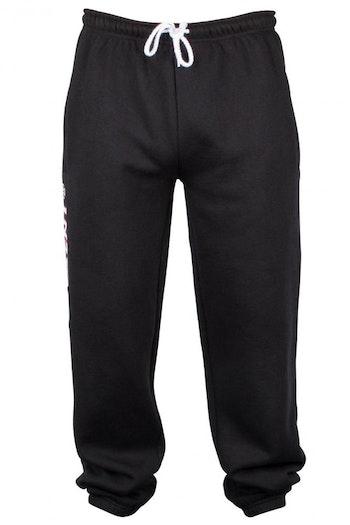 Independent Sweatpant Bar Cross Jogger Black
