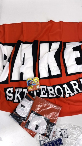 Banner Baker Logo XXL