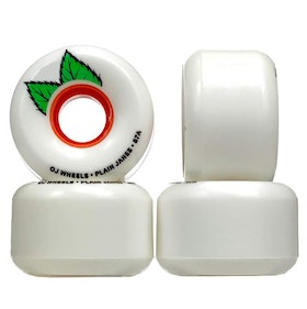 OJ Wheels Plain Janes 52mm 87a Soft Wheels